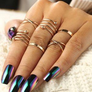 Jewelry - Harper Midi Rings Set